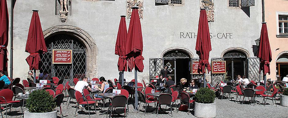 Rathauscafe hall tirol